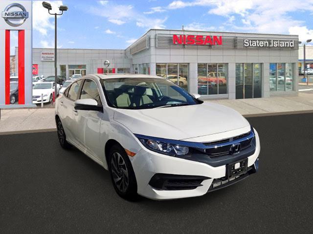 2018 Honda Civic Sedan EX [1]