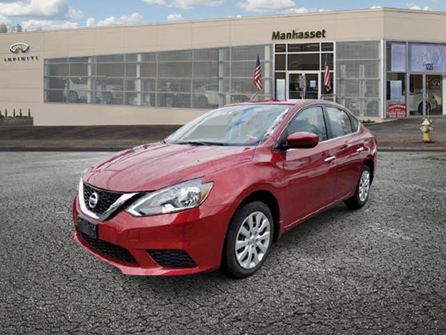 2017 Nissan Sentra SV [9]