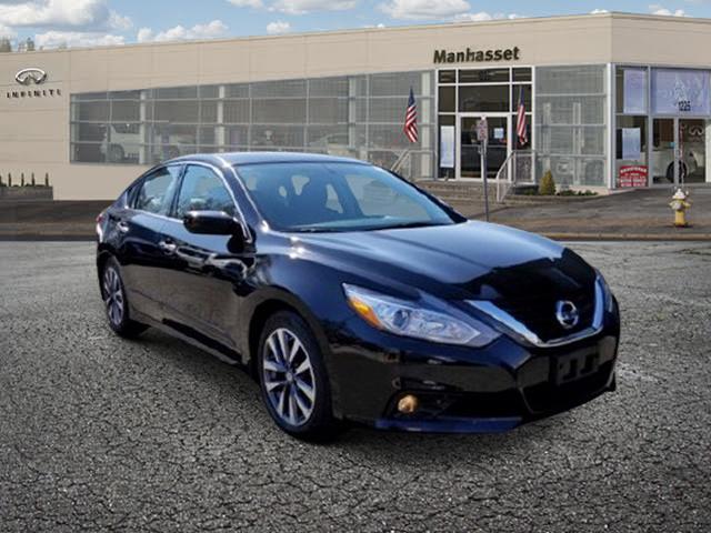 2017 Nissan Altima 2.5 SV [11]