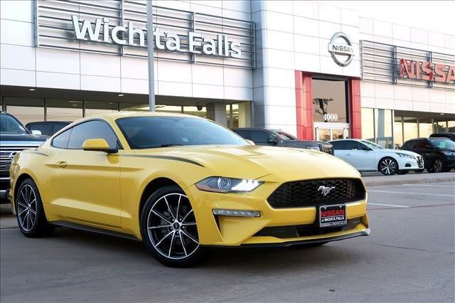2018 Ford Mustang EcoBoost [1]