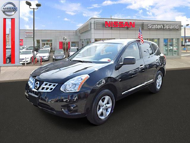 2011 Nissan Rogue SV [1]
