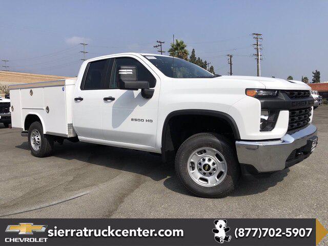 2020 Chevrolet Silverado 2500Hd Work Truck [17]