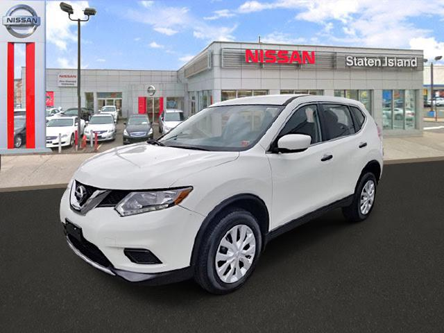 2017 Nissan Rogue AWD S [13]