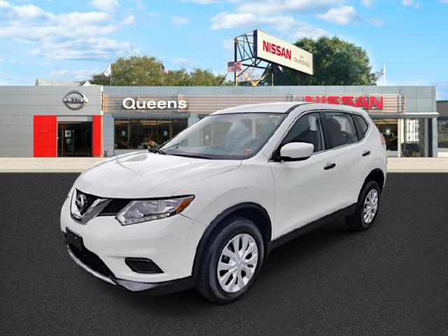 2017 Nissan Rogue S [19]