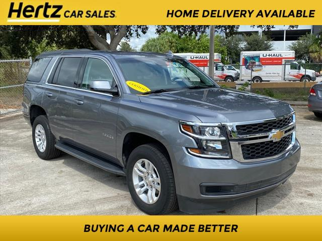 2019 Chevrolet Tahoe LT for sale in West Palm Beach, FL