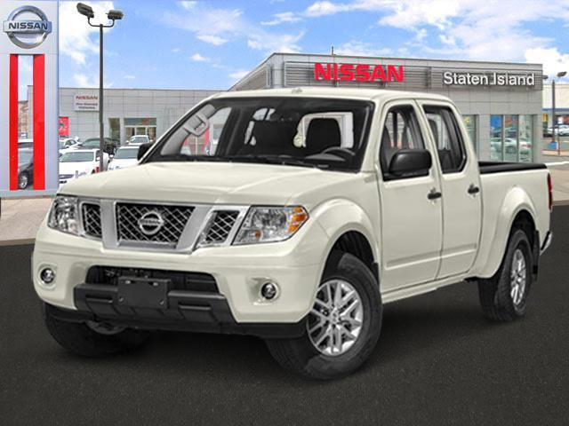 2020 Nissan Frontier SV [1]