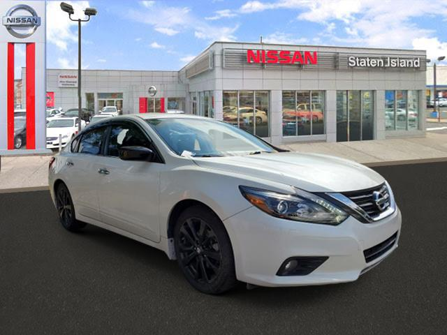 2017 Nissan Altima 2.5 SR [0]