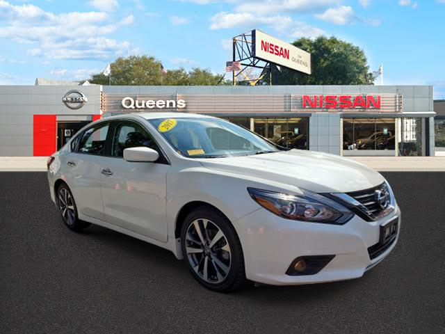 2017 Nissan Altima 2.5 SR Sedan [1]