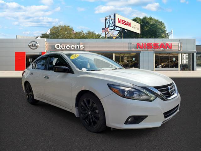 2017 Nissan Altima 2.5 SR Sedan [0]