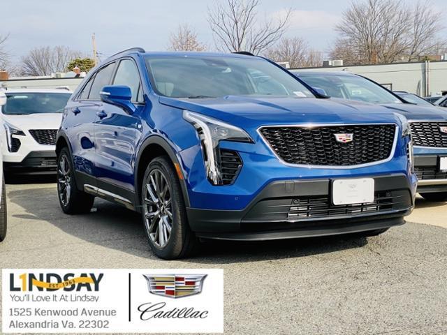 2021 Cadillac XT4 FWD Sport for sale in Alexandria, VA