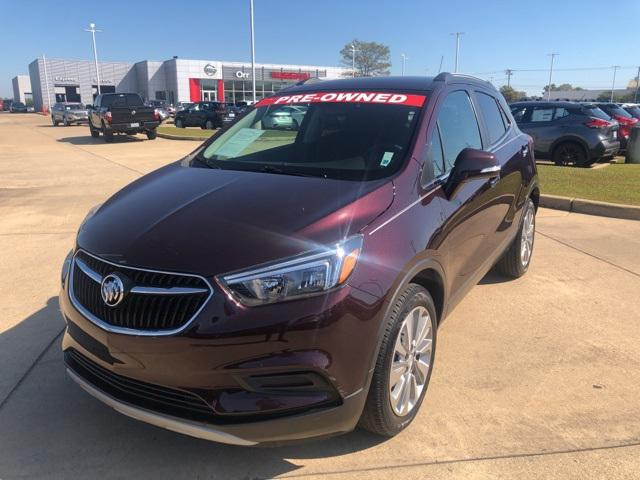 2018 Buick Encore Preferred [10]
