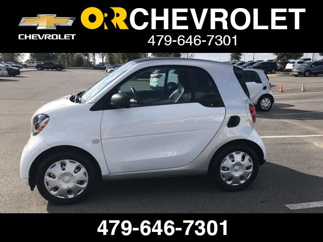 2017 smart Fortwo pure [1]