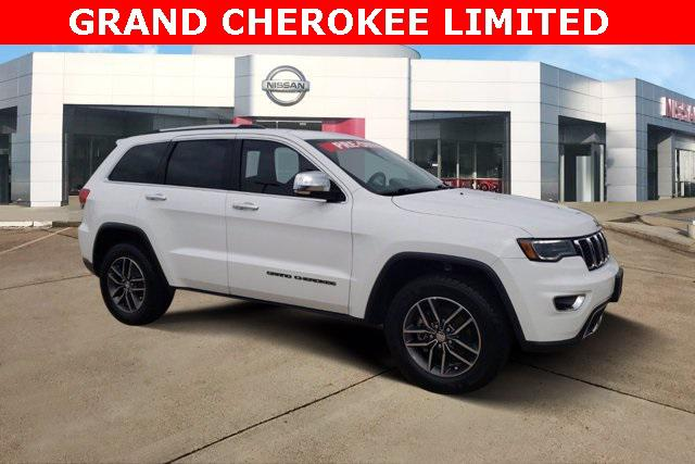 2018 Jeep Grand Cherokee Limited [8]