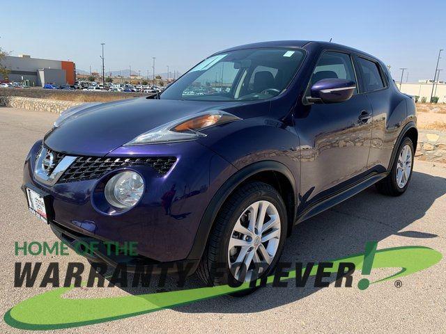 2016 Nissan JUKE SV for sale in El Paso, TX
