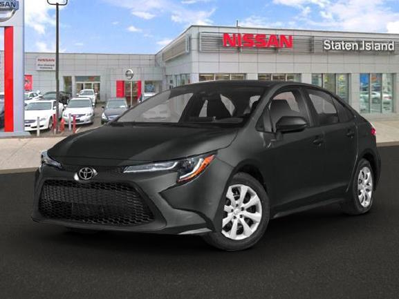 2020 Toyota Corolla LE [1]