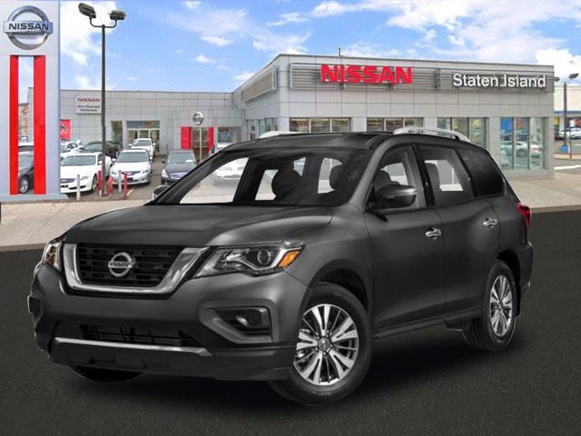 2020 Nissan Pathfinder S [12]