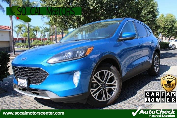 2020 Ford Escape SEL for sale in Montclair, CA
