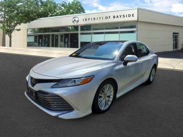 2018 Toyota Camry XLE [0]