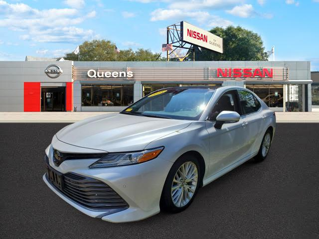 2018 Toyota Camry XLE [5]
