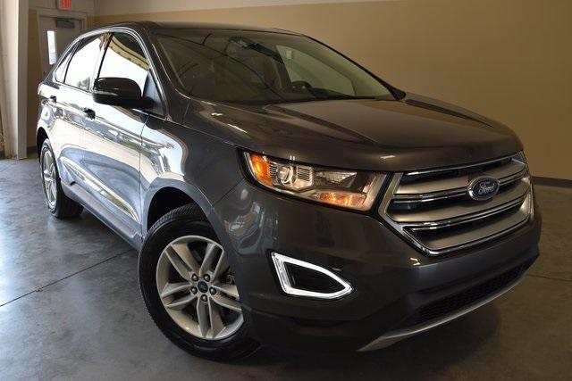 2015 Ford Edge SEL [4]