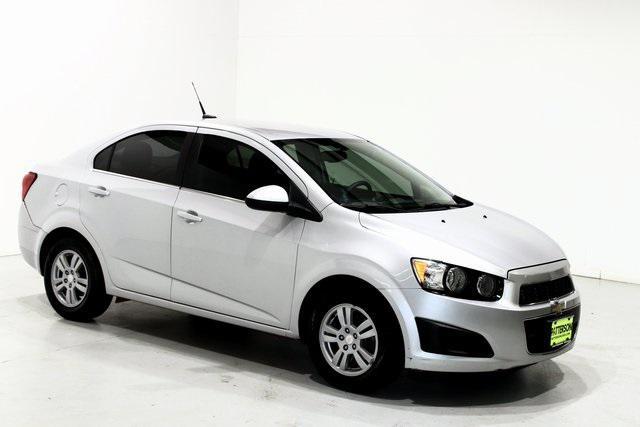 2014 Chevrolet Sonic LT [1]