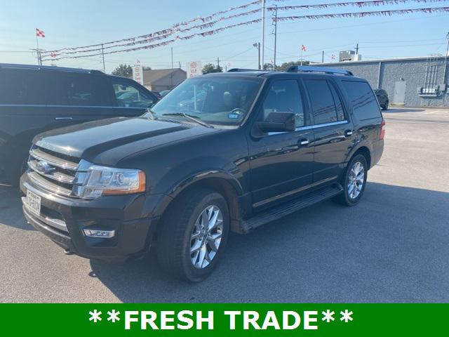 2017 Ford Expedition Limited [4]