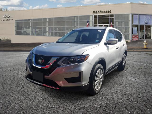 2019 Nissan Rogue S [6]