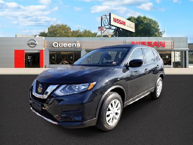 2019 Nissan Rogue S [2]