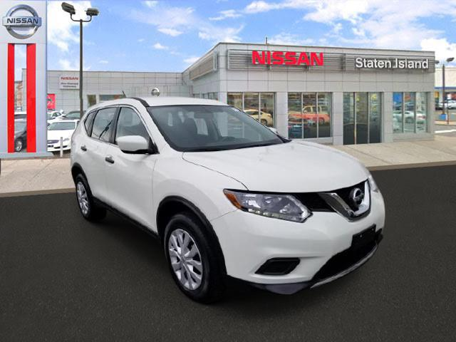 2019 Nissan Rogue AWD S [8]