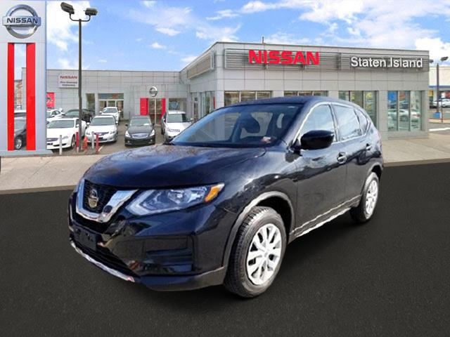 2019 Nissan Rogue AWD S [9]