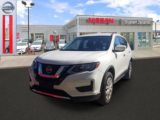 2019 Nissan Rogue AWD S [10]