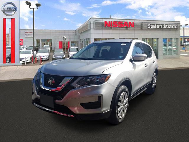 2019 Nissan Rogue AWD S [11]