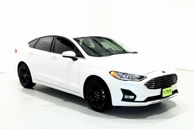 2019 Ford Fusion SE [4]