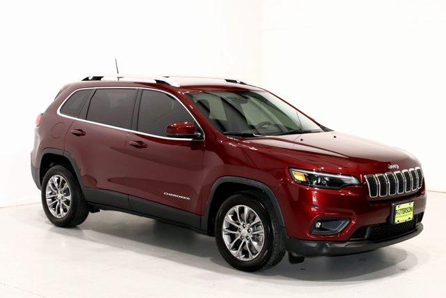 2019 Jeep Cherokee Latitude Plus [13]