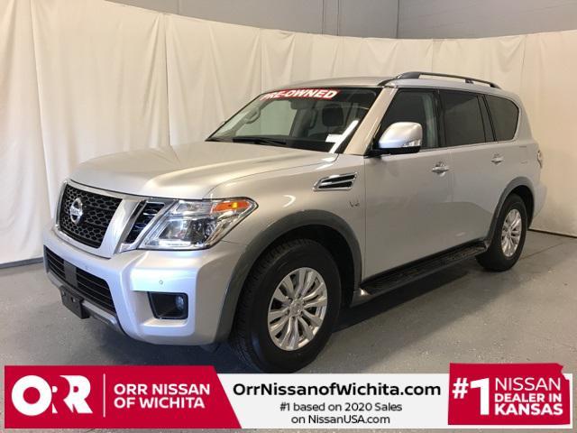 2019 Nissan Armada SV [8]