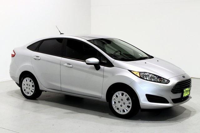 2018 Ford Fiesta S [1]