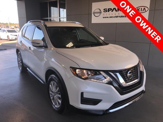 2019 Nissan Rogue SV [6]