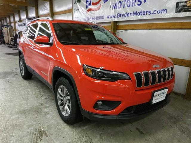 2020 Jeep Cherokee Latitude Plus for sale near Beloit, WI
