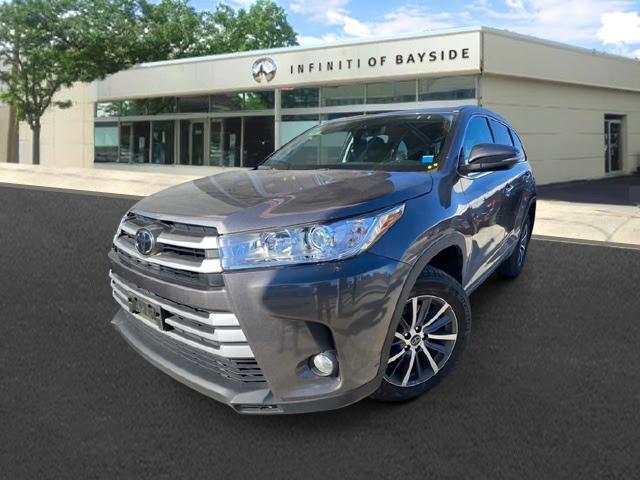 2017 Toyota Highlander XLE [8]