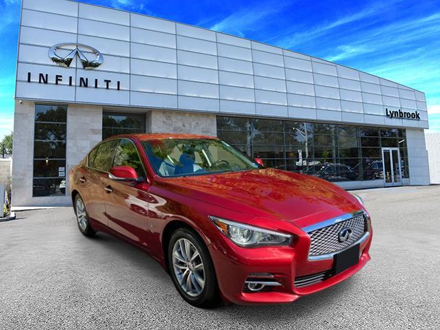 2014 INFINITI Q50 Premium [2]