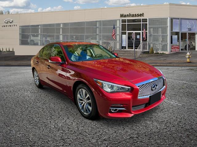 2014 INFINITI Q50 4dr Sdn Premium AWD [0]