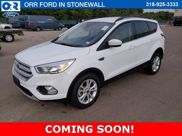 2018 Ford Escape SE [0]