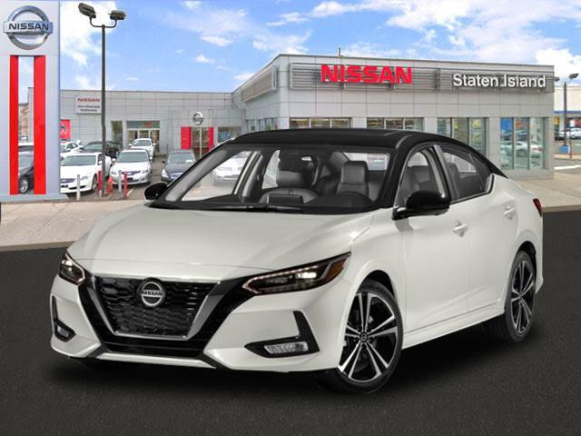 2020 Nissan Sentra S [8]