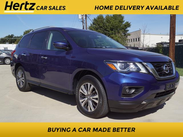 2018 Nissan Pathfinder SV for sale in Dallas, TX