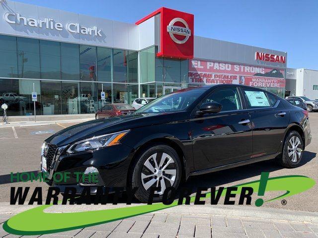 2020 Nissan Altima 2.5 S for sale in El Paso, TX