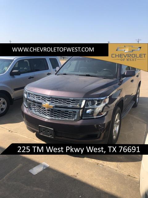 2015 Chevrolet Tahoe LT [11]