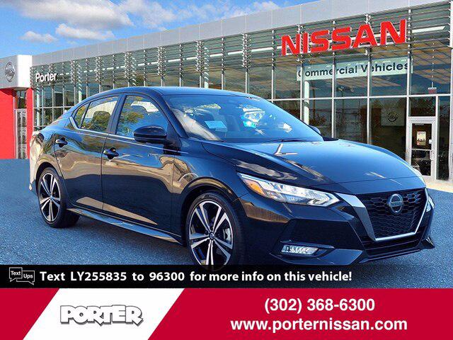 2020 Nissan Sentra SR for sale in Newark, DE