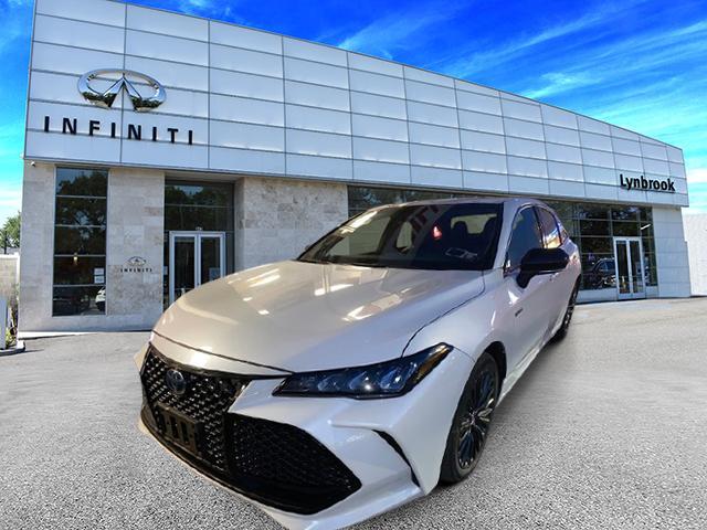 2019 Toyota Avalon Hybrid XSE [0]