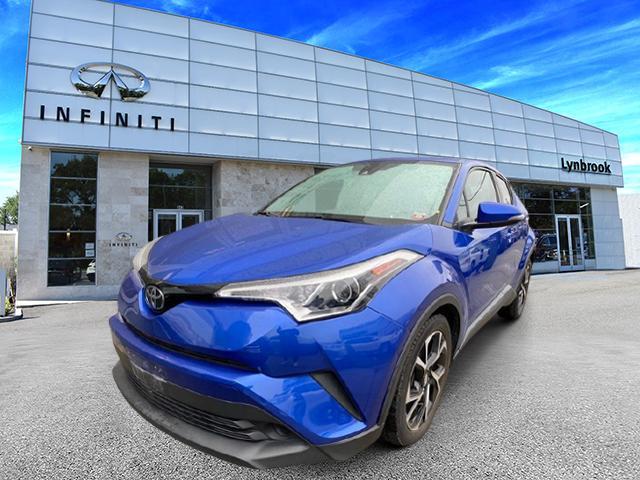 2018 Toyota C-Hr XLE [11]