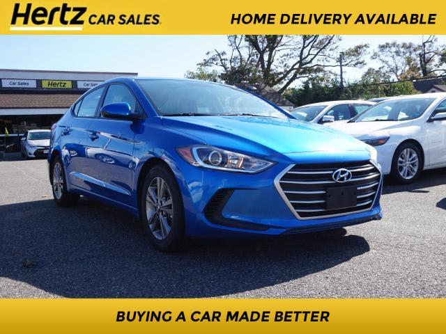 2018 Hyundai Elantra SEL for sale in Massapequa, NY